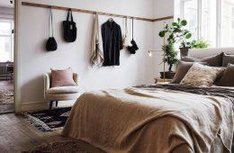 Как организовать спальню