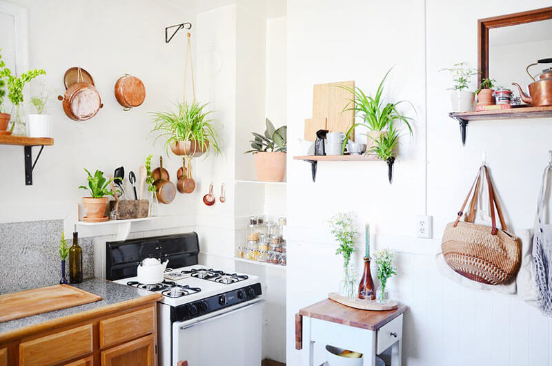 обновить кухню без ремонта
