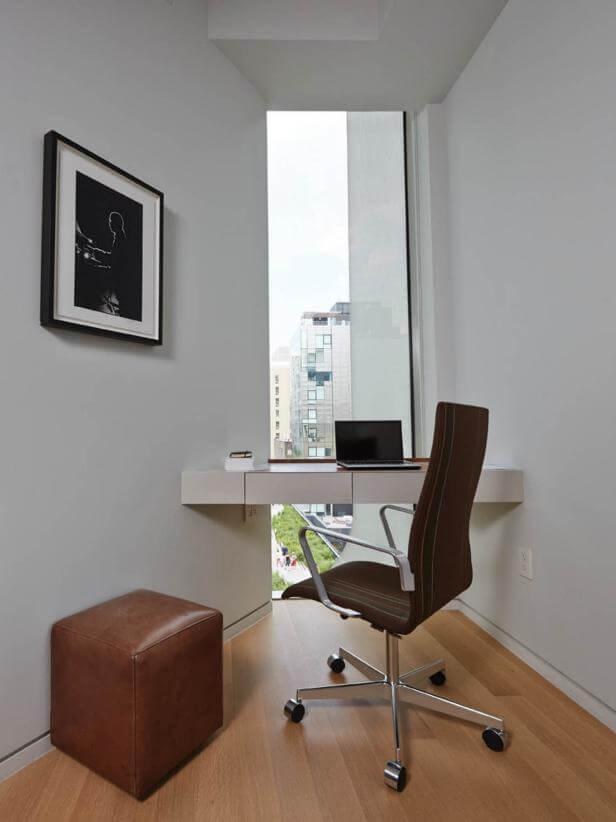простое офисное помещение