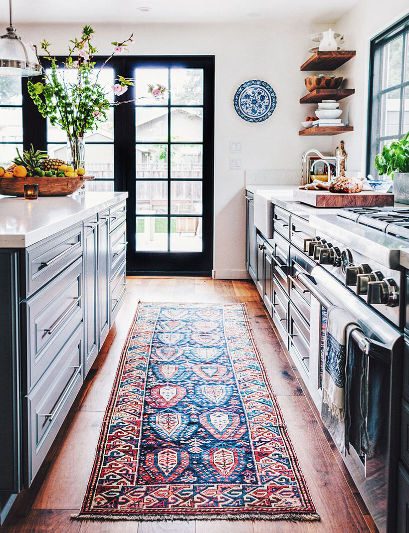 способы обновить интерьер без ремонта на кухне